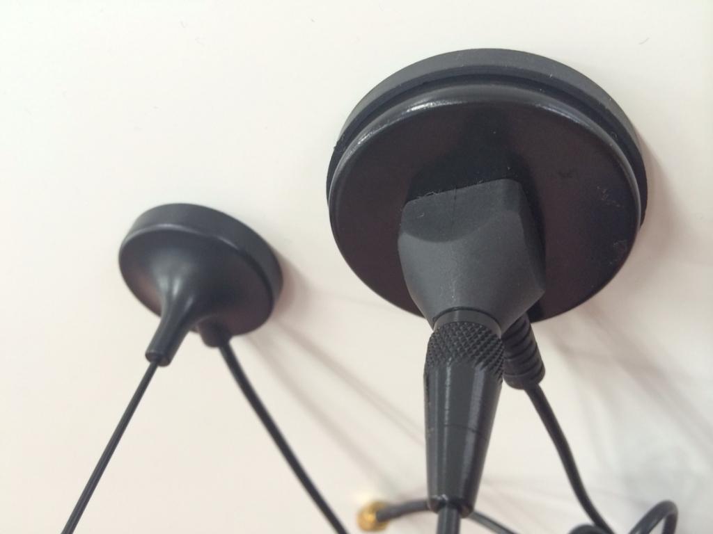 無線操縦装置アンテナ