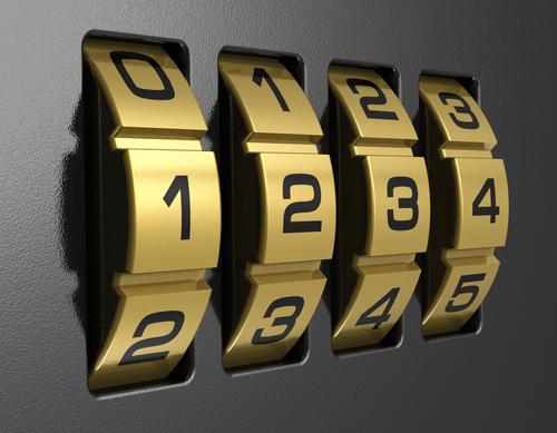 送信機を使用しない場合、暗証番号で操作を制限することができるようになりました!